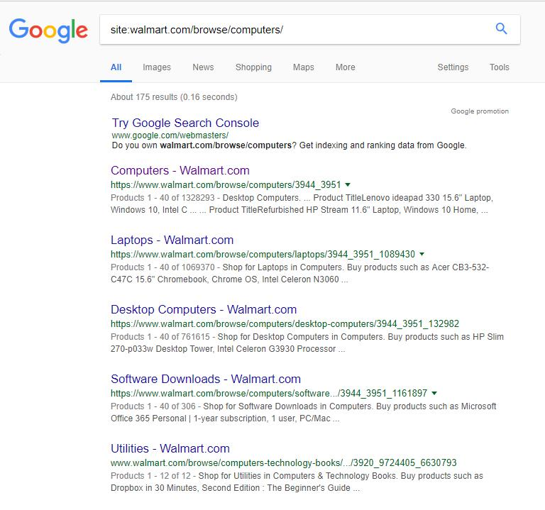 SERPs Image