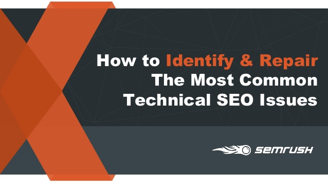 Technical SEO Issues